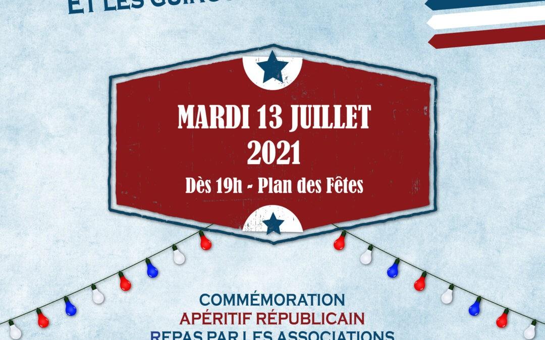 Fête nationale et Guinguettes du Coulazou : C'est parti !