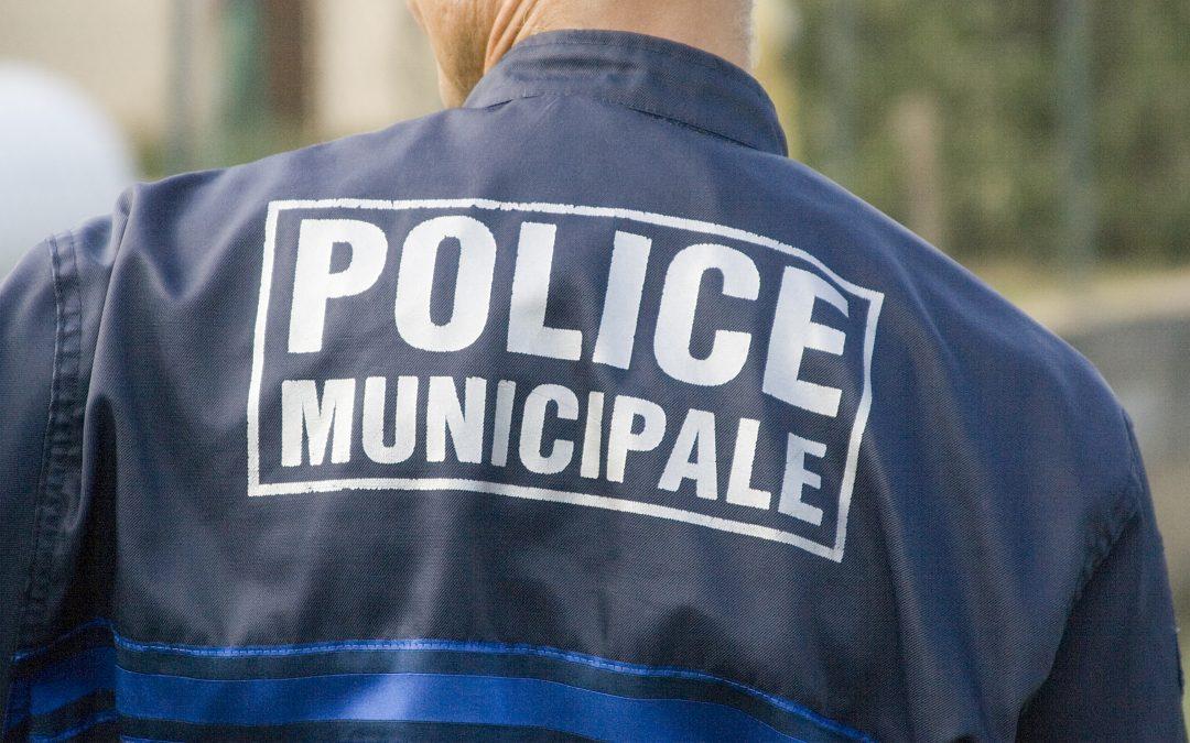 Du 27 au 30 octobre : travaux poste de Police Municipale