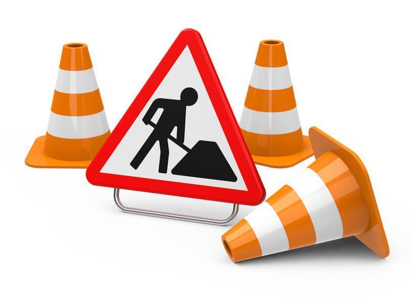 Aménagement du carrefour RD613 / Chemin de la Fabrique : les travaux démarrent
